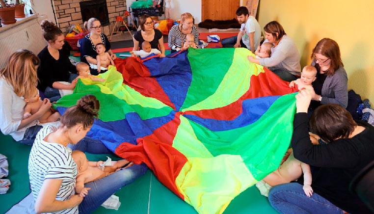 PEKiP Prager-Eltern-Kind-Programm